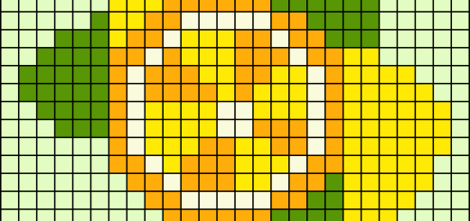 Рисунки по клеточкам схемы